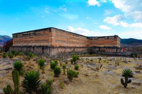 Mitla-Oaxaca